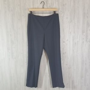 Peace of Cloth Pique Jerry Ankle Pant Navy Size 8